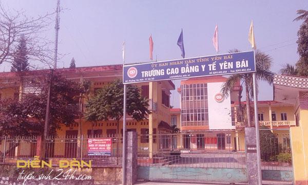 Thông Tin Tuyển Sinh Trường Cao Đẳng Y Tế Yên Bái 2021