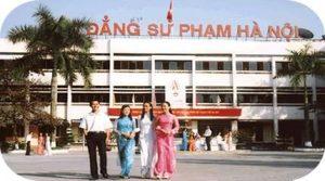 cao dang su pham ha noi 1 300x167 - Tuyển sinh văn bằng 2 ngành Sư phạm mầm non, Sư phạm tiểu học năm 2016