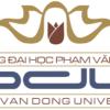 dai hoc pham van dong