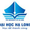 dai hoc ha long