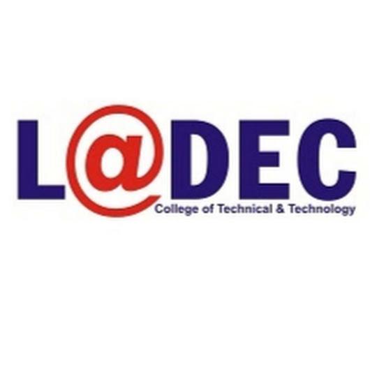 Thông Tin Tuyển Sinh Trường Cao Đẳng Nghề Kỹ Thuật LaDec