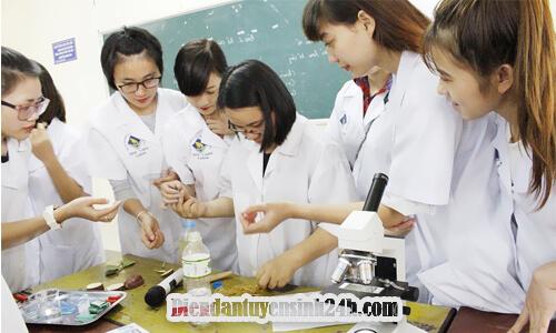 Thông Tin Tuyển Sinh Trường Trung cấp Y Hà Nội