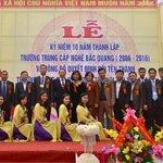 Thông Báo Tuyển Sinh Trường Trung Cấp Nghề Dân Tộc Nội Trú Bắc Quang Năm 2020