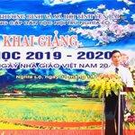 Thông Báo Tuyển Sinh Trường Trung Cấp Dân Tộc Nội Trú Nghĩa Lộ Năm 2020