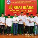 Trường Trung Cấp Kỹ Thuật - Du lịch Công Đoàn Ninh Bình Thông Báo Tuyển Sinh 2020