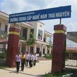 Thông Tin Tuyển Sinh Trường Trung Cấp Nghề Nam Thái Nguyên Năm 2021