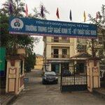 Trường Trung Cấp Nghề Kinh Tế - Kỹ Thuật Bắc Ninh Thông Báo Tuyển Sinh 2021