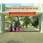 Thông Tin Tuyển Sinh Trường Trung Cấp Nghề Tổng Hợp Hà Nội Năm 2021
